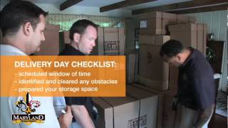 How To Prepare For Cabinet Delivery - Maryland Kitchen Cabinets