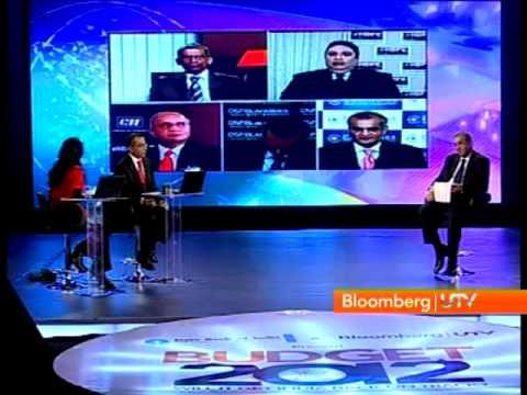 Bloomberg UTV Exclusive: Budget Corporate Panel