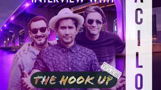 bacilos promoting their new single in the hook up show 10 20 17