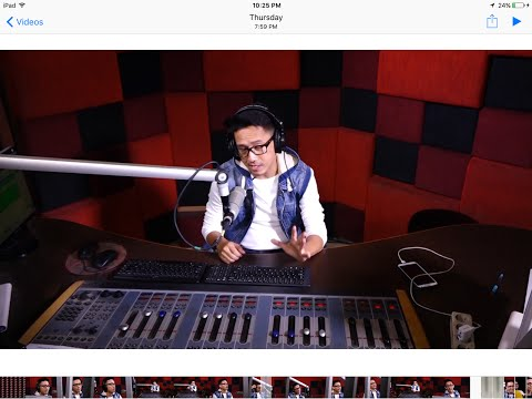 DJ Arie - Tips Siaran Radio Yang Baik (How To Do A Good Radio Broadcasts)