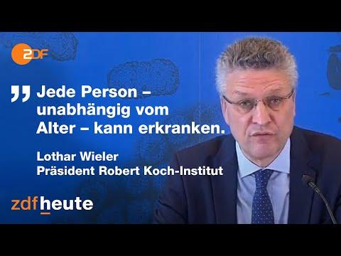 Robert Koch-Institut Update vom 31.03.2020 zur Corona-Krise