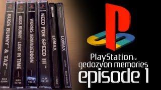 Playstation 1 Fest - Обзор дисков, пришедших из тех времён
