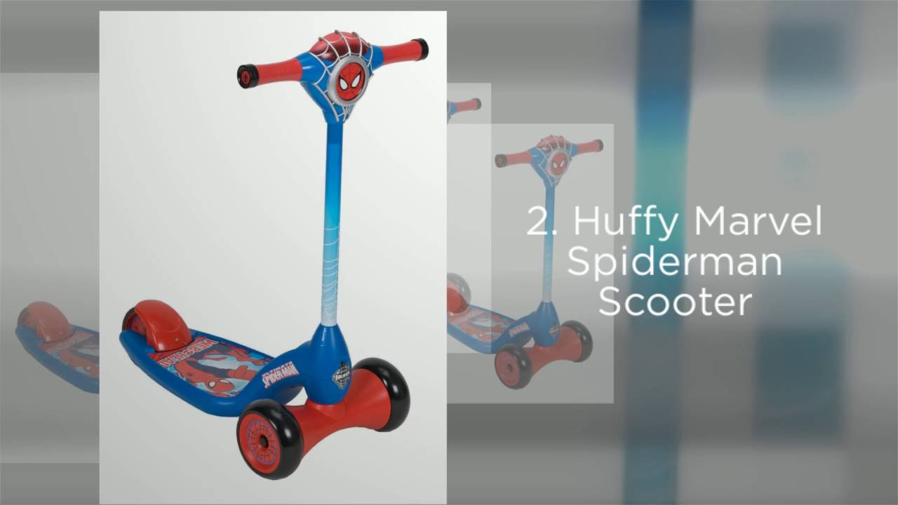 Best Scooters for Toddlers - 2016 Spring and Summer Top 5 List