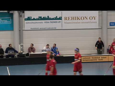 M-Team vs. Koovee Naiset (28.1.2017 / Helsinki) - Live Stream
