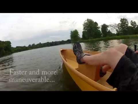 Roman 12 Pedal Powered Kayak