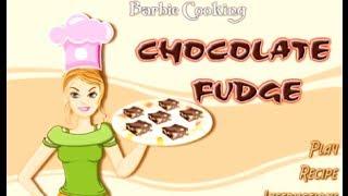 Barbie Chocolate Fudge - Cooking Games