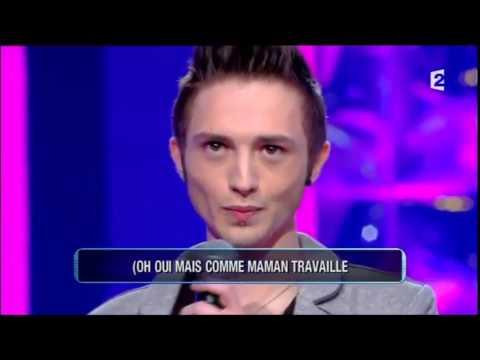 N'oubliez pas les paroles - Magali, Fabien, Thomas Le téléphone pleure