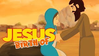 Birth of Jesus | Story of Saint Joseph | Stories of Saints  | English