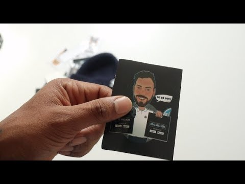 WHAT DID DAVID SEND? Mystery Unboxing