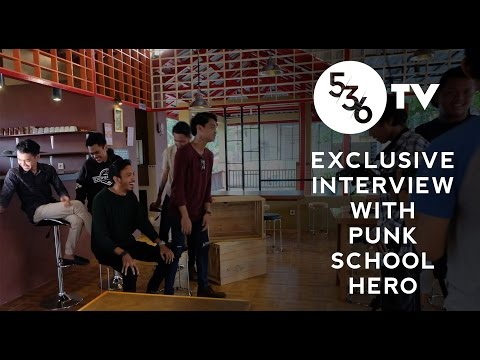 Exclusive Interview - Punk School Hero -