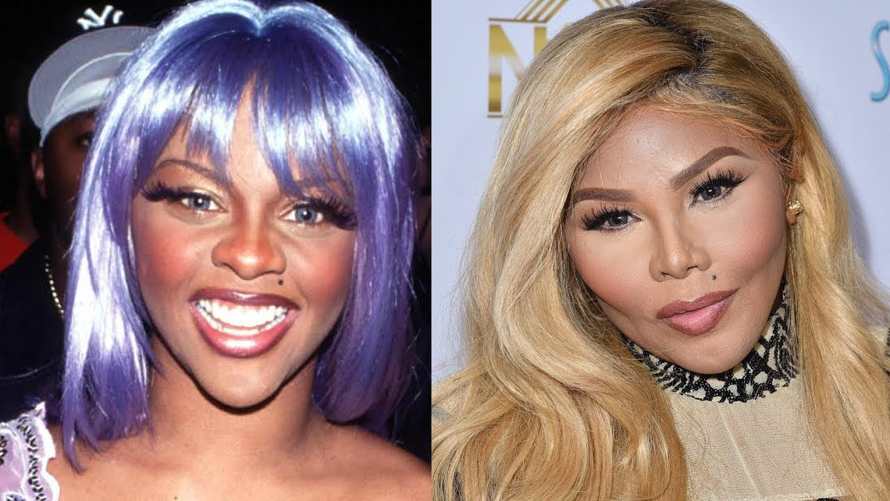 The Sad Truth About Lil Kim S Transformation Youtube