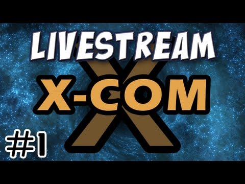 Yogscast - X-Com: UFO Defence Part 1 - They all look like Gu