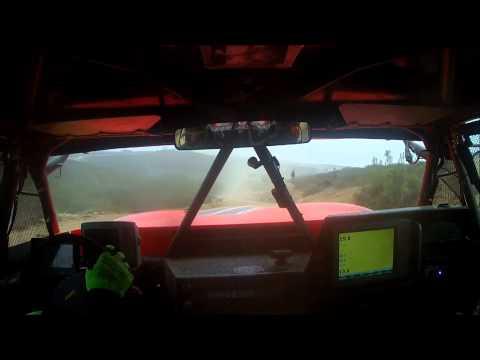 BAJA 1000 Justin Davis Class 1 Geiser Truggy 2012 IN-CAR