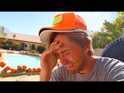 an emotional thank you... no vlog