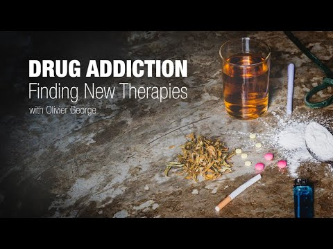 Drug Addiction: Finding New Therapies