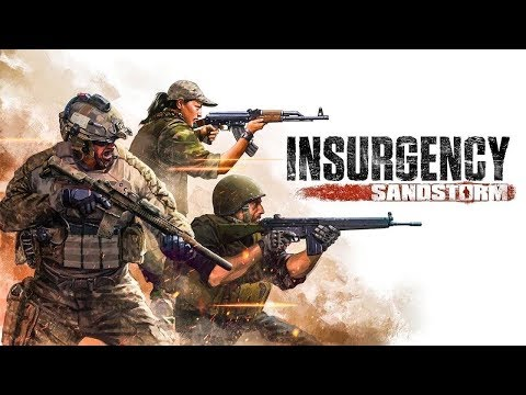 Insurgency: Sandstorm Gameplay - Tactical Action Game - Insurgency - PC HD  