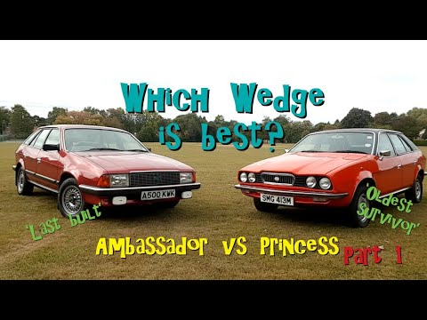 Real Road Test: Ambassador Vs Princess - Which Wedge Is Best?