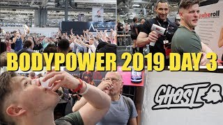 BODYPOWER 2019 DAY 3