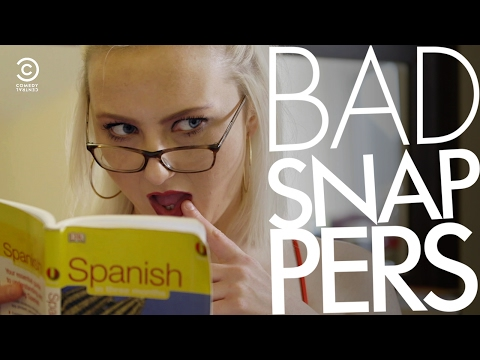 Bad Snappers: The Sexy Pic | Comedy Central