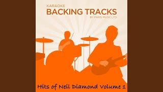Hello Again (Originally Performed By Neil Diamond) (Full Vocal Version)