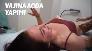 Vajinaya Ağda Nasıl Yapılır (EGE FITNESS)