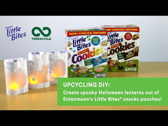 Entenmann's Little Bites® Snacks Halloween Lantern | TerraCycle® DIY