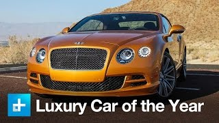 2015 Digital Trends Luxury Car of the Year