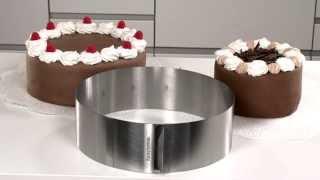 Adjustable Baking Frames Tescoma DelÍcia