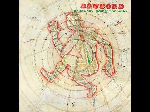 Bill Bruford - Gradually Going Tornado (1980) [Complete Album]