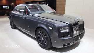 Rolls Royce Bespoke Chicane Phantom Coupe 2014 Videos