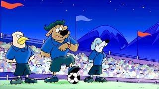 MAGISCHER SPORT | Folge 5 | Fußball Cartoon | Deutsch | Magic Sport