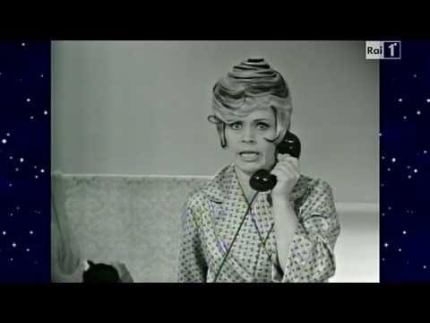 Franca Valeri La Sora Cecioni E I Quiz 1967 Youtube