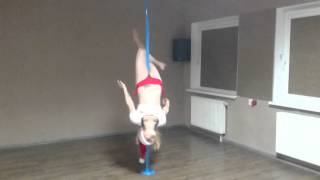 European online pole dancing Competition Agnieszka