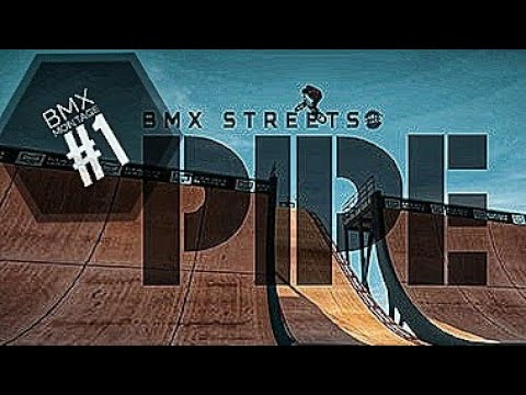 BMX Pipe game play #1