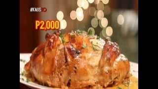 Traditional Christmas treats with a different holiday twist | Kapuso Mo, Jessica Soho