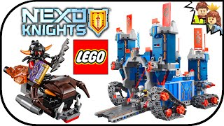 lego nexo knights the fortrex 70317 review
