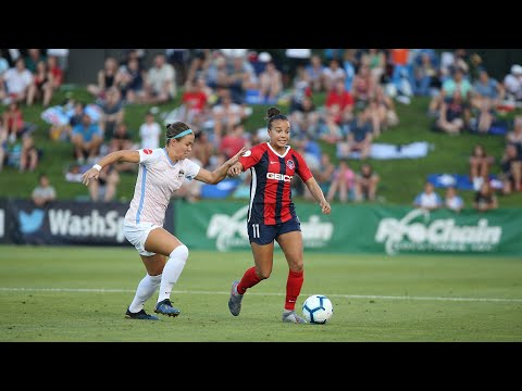 Highlights: Washington Spirit Vs. Houston Dash | July 20, 2019