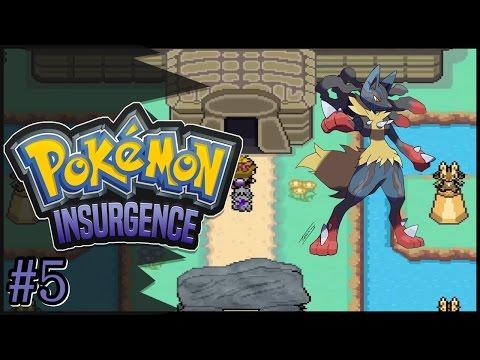 تختيم pokemon insurgence Ancient Ruin #5