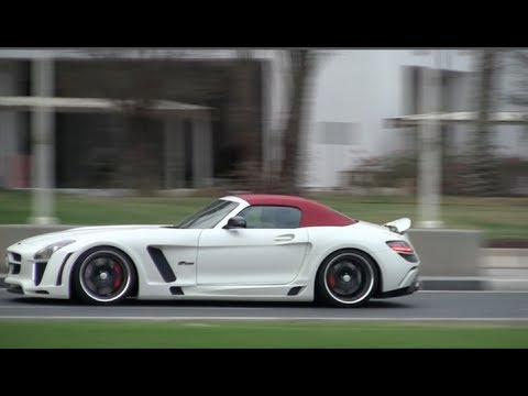 Qatar Supercar Traffic Part Youtube