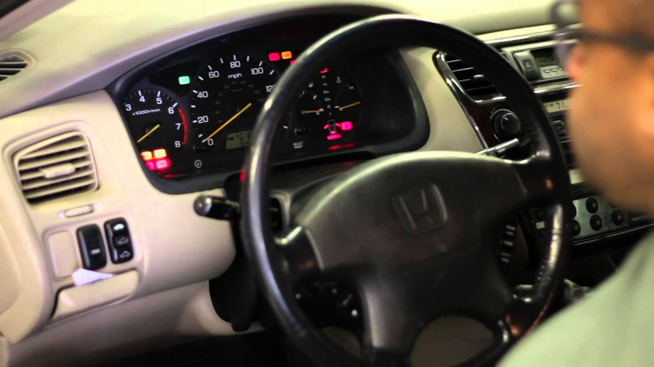 my 2003 honda accord starter is bad honda accord maintenance [ 1280 x 720 Pixel ]