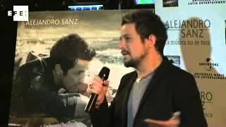"""Baixar """"La música no se toca"""" de Alejandro Sanz, un disco que """"vale oro"""""""