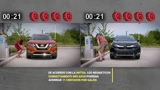 Easy-Fill Tire Alert system (Spanish)