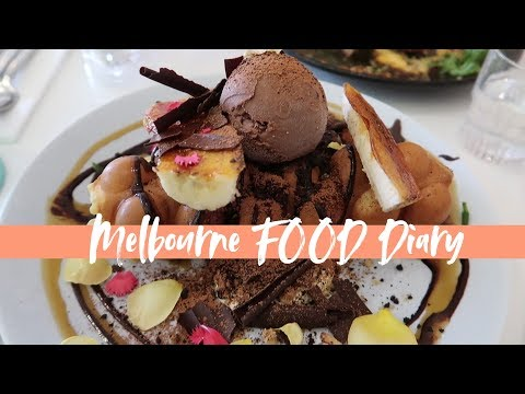Melbourne FOOD Diary