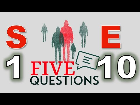 Download 5 Questions - What Christians Believe - Episode 10