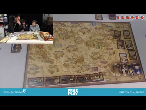 FREEPLAY: THURN AND TAXIS