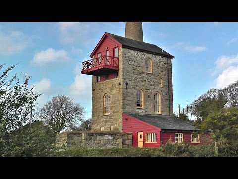 Cornish Engine Houses Conversions - Tin Mining in Cornwall