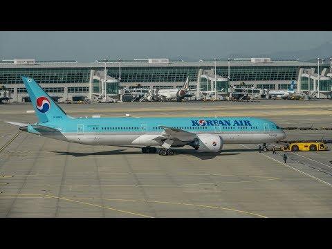 Planespotting Seoul Incheon Airport 2018