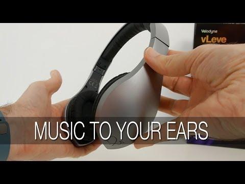 Velodyne vLeve Headphones Unboxing & Review