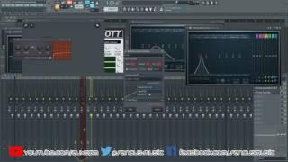 Squelchy 3xOsc Split Channel Bass Tutorial [Sancus]