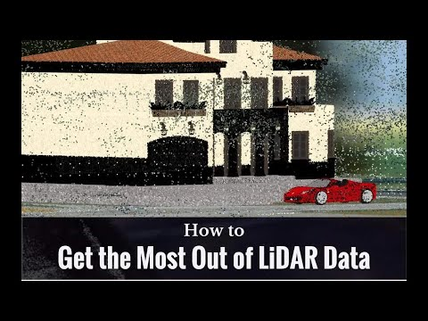 How to Get the Most Out of LiDAR Data